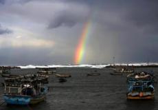 طقس فلسطين- ميناء غزة