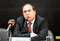 محافظ سلفيت عبد الله كميل