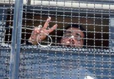 أسرى في سجون الاحتلال _ أرشيفية