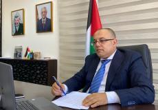 الدكتور عاطف أبو سيف - وزير الثقافة الفلسطيني