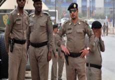 الشرطة السعودية - توضيحية