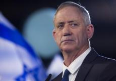 بيني غانتس-وزير الأمن الإسرائيلي