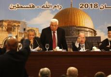 الرئيس الفلسطيني محمود عباس -صورة ارشيفية-