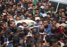 شهيد من القسام في غزة - أرشيف