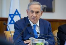 رئيس حكومة الاحتلال الإسرائيلي بنيامين نتنياهو