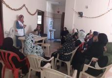 لجان العمل النسائي ينظم ورشة حول الاجهاض في غزة