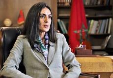 وزيرة السياحة المغربية نادية فتاح العلوي