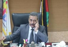 نقيب المقاولين في قطاع غزة أسامة كحيل