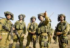 جيش الاحتلال الاسرائيلي - إرشيفية -