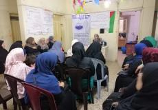مؤسسة صوت المجتمع تنظم لقاءً تثقيفياً لتوعية المواطنين