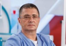 الطبيب الروسي ألكسندر مياسنيكوف