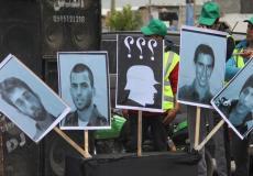 الجنود الاسرائيليين الاسرى لدى حماس في غزة - أرشيفية