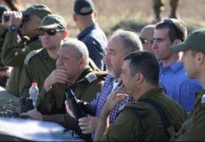 وزير الأمن الإسرائيلي أفيجدور ليبرمان