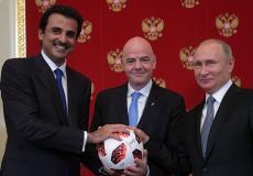 قطر طلبت خبرة روسيا في تنظيم كأس العالم  مونديال قطر 2022