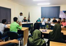 مناظرة شبابية حول الإعلام التفاعلي وقضايا الشباب