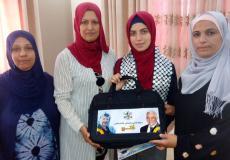 """تكريم أوائل طلبة """"الإنجاز"""" بمديرية شرق غزة"""
