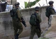 قوات الاحتلال- أرشيفية