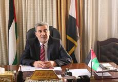 عميد المعاهد الأزهرية في فلسطين علي رشيد النجار