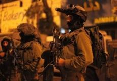 الاحتلال يشن حملة اعتقالات في رام الله والقدس