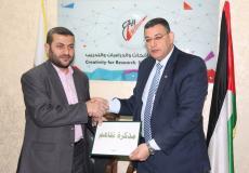 توقيع بروتوكول تعاون بين مؤسسـة إبـداع واتحاد المدربين العرب