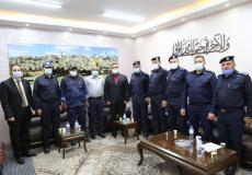 غزة: النائب العام يدعو لحسن معاملة المواطنين واحترام حقوق الانسان