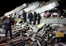 زلزال تركيا - أرشيفية