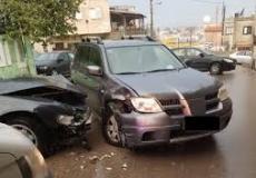 إصابة مواطنين إثر تعرضهم لحادث سير في كفرقرع