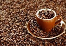 بذور القهوة