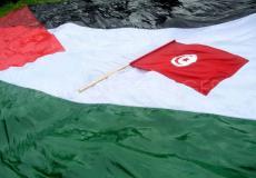 فلسطين وتونس