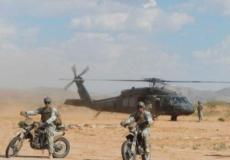 تدريب لجيش الاحتلال