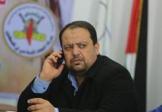 داوود شهاب الناطق باسم حركة الجهاد الاسلامي