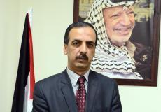 علي الحايك - رئيس جمعية رجال الأعمال في قطاع غزة