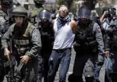 جنود الاحتلال يعتقلون مواطناً فلسطينياً في الضفة الغربية