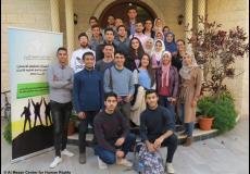 مركز الميزان يختتم فعاليات برنامج تعليم الأقران السنوي للعام التاسع عشر على التوالي