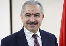 محمد اشتية عضو بمركزية فتح