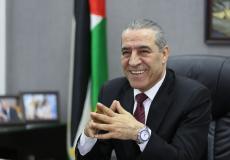 حسين الشيخ - عضو اللجنة المركزية لحركة فتح