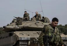 جنود الاحتلال الاسرائيلي