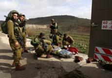 اصابة جندي في جيش الاحتلال - إرشيفية-.jpg