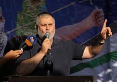 القيادي في حركة الجهاد الإسلامي خالد البطش