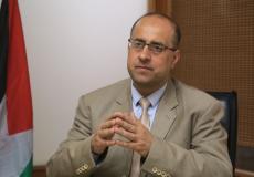 الدكتور رأفت حمدونة مدير مركز الأسرى للدراسات