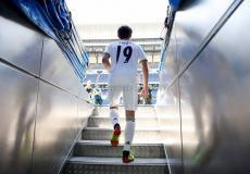 لاعب ريال مدريد الجديد الاسباني آلفارو أودريوزولا