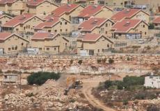 مستوطنات اسرائيلية-ارشيف
