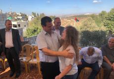 النائب عودة: ناريمان وعهد مناضلتيْن عنيدتين ضد الاحتلال المجرم