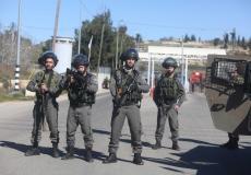 اندلعت مواجهات مع قوات الاحتلال في بيت أمر - أرشيف