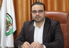 حازم قاسم المتحدث باسم حركة حماس