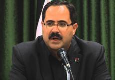 صبري صيدم عضو اللجنة المركزية لحركة فتح