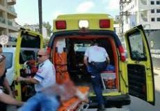 إصابة عامل فلسطيني جراء تعرضه لصعقة كهربائية
