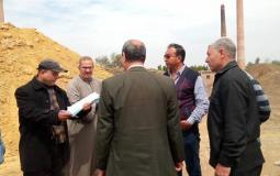 وزارعة الزراعة المصرية تتفقد المواطنين في محافظة المنوفية