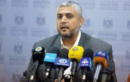 رئيس المكتب الإعلامي الحكومي في غزة سلامة معروف