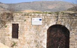 خان اللبن الشرقية الأثري